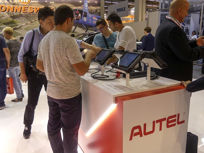 Autel nuevo miembro Nexus International Automotive