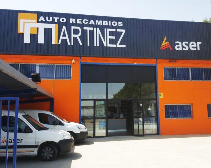 Auto Recambios Martínez Albacete