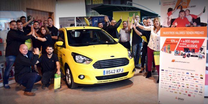Auto Tallers F3 ganador concurso MANN+HUMMEL y ASER