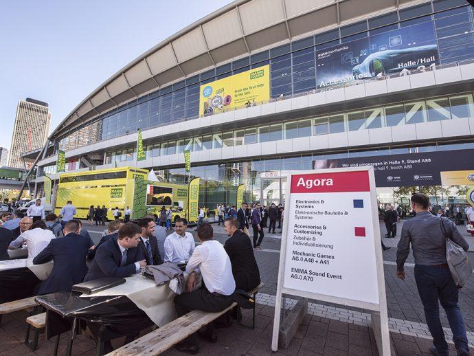 Automechanika Frankfurt 2021 confirma formato híbrido