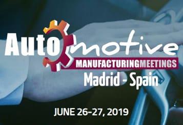 Automotive Meetings celebrará en Madrid su 1er evento para la cadena de suministro de automoción