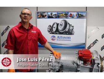 Autosur de Levante aconseja en el mantenimiento de una caja Allison