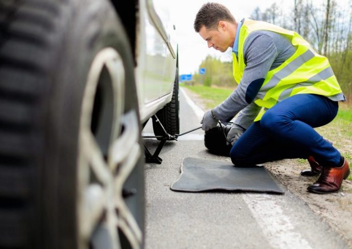 auxilio en carretera talleres móviles