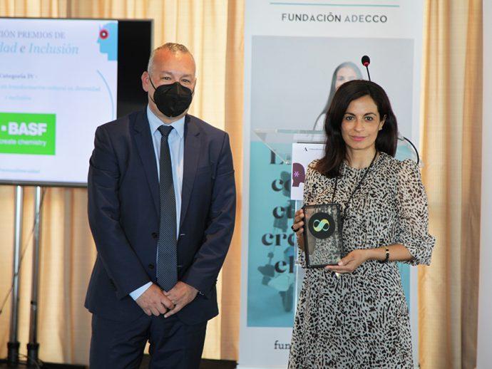 BASF Española galardonada en los Premios de Diversidad e Inclusión