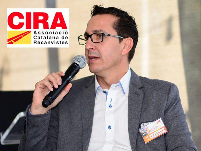 Basi Navarro vocal de la Junta Directiva de CIRA