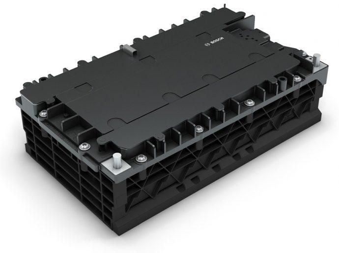bateria hibrida 48 voltios Bosch