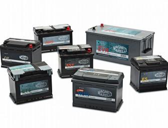 Nueva línea de baterías de Magneti Marelli