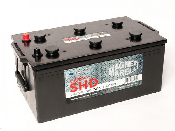 Magneti Marelli batería CARGO SHD
