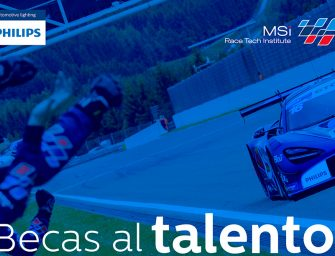 Lumileds-Philips becará los jóvenes talentos del MSi Race Tech Institute