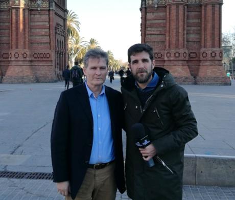 Benito Muros polémica en 'El Intermedio'