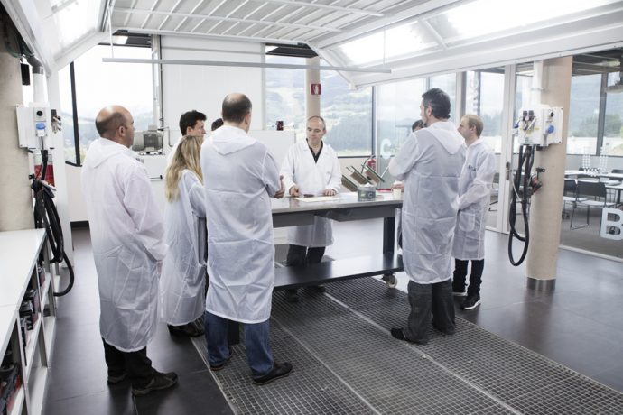 Bernado Ecenarro centro de formación y aplicaciones
