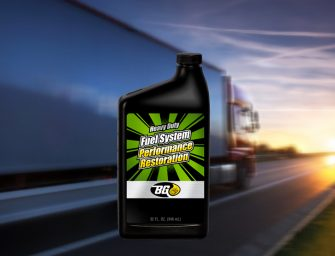 Alarga la vida del sistema de inyección del camión con BG Products