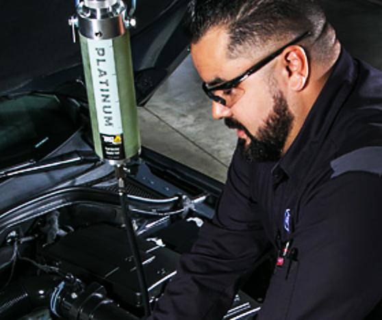 BG Platinum limpiador motores GDI