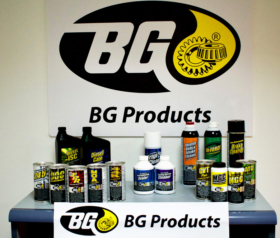 BG Products en Motortec Automechanika 2019