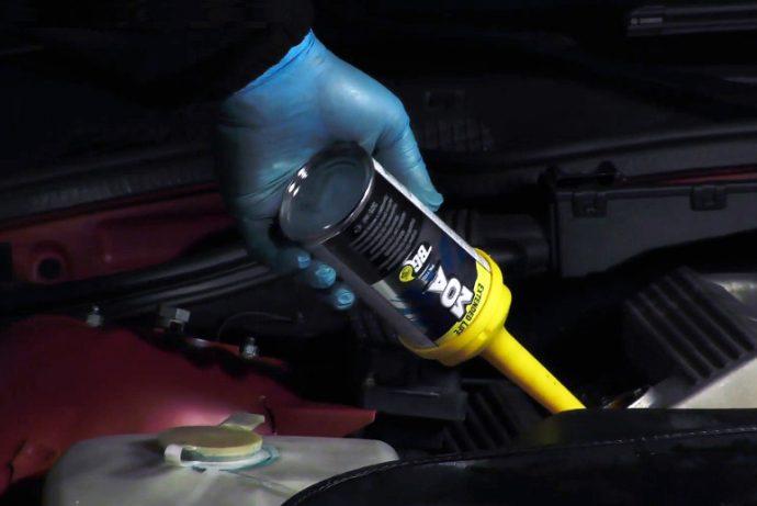 BG Products gama para revisión poscuarentena del vehículo