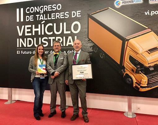 BICMA Spagna galardonada en Premios Calidad y Servicio 2019
