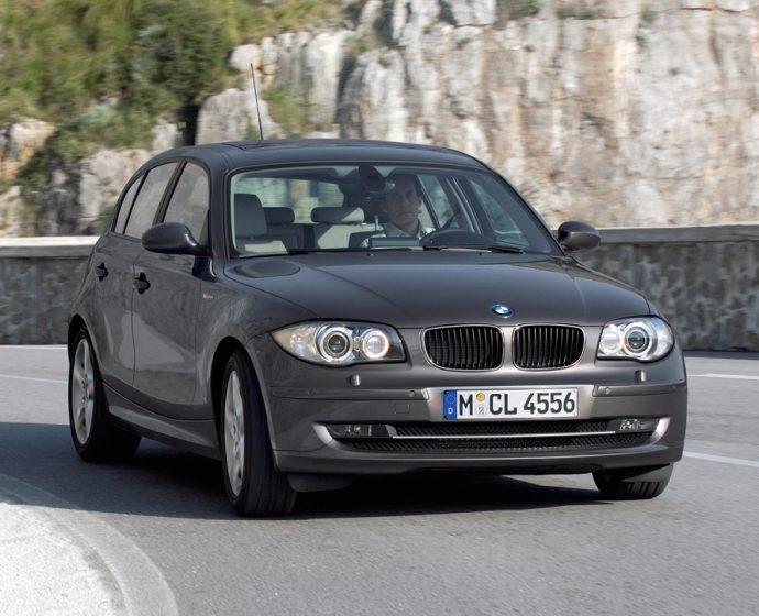BMW 116d E87 fallo en bomba de combustible