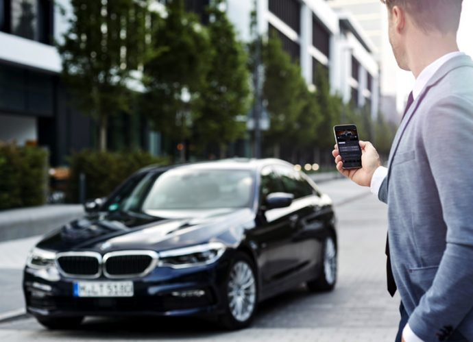 BMW tecnologías de futuro