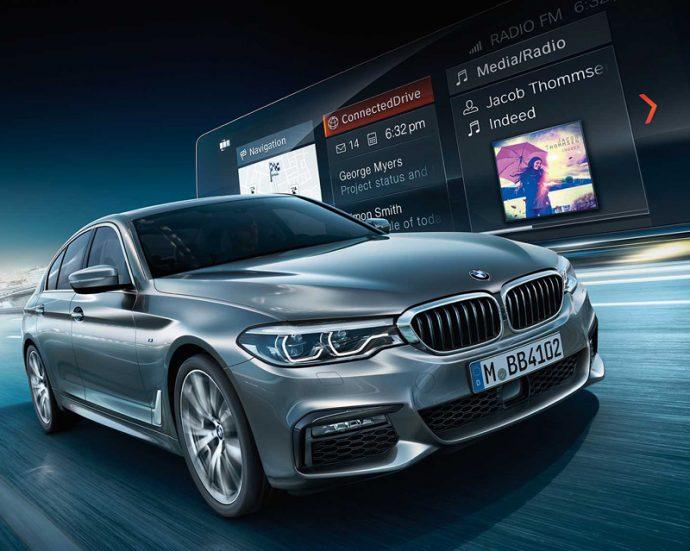 BMW tecnologías de futuro para coche conectado