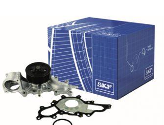 El carburo de silicio, clave en el rendimiento de las bombas de agua SKF
