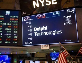 BorgWarner compra Delphi Technologies para fortalecer su liderazgo en sistemas de propulsión