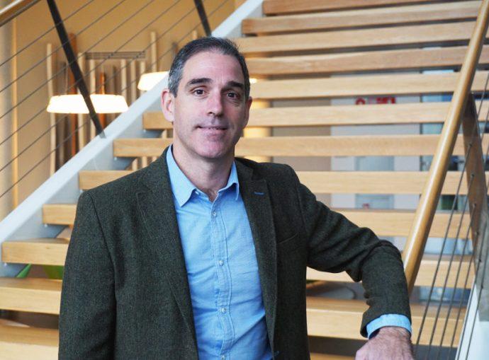 Borja Elexpuru director de Ventas de BESA