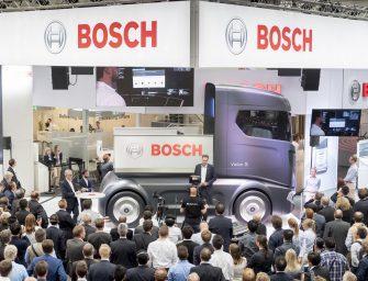 La división Mobility Solutions de Bosch crece el doble que el mercado
