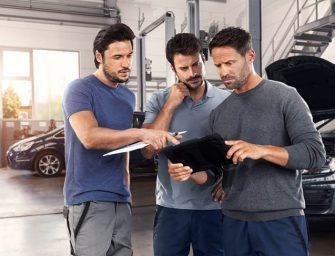Bosch lanza un programa de cursos de formación para los talleres independientes