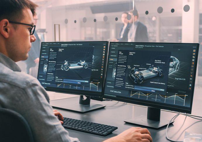 colaboración Bosch y Microsoft en software para automoción