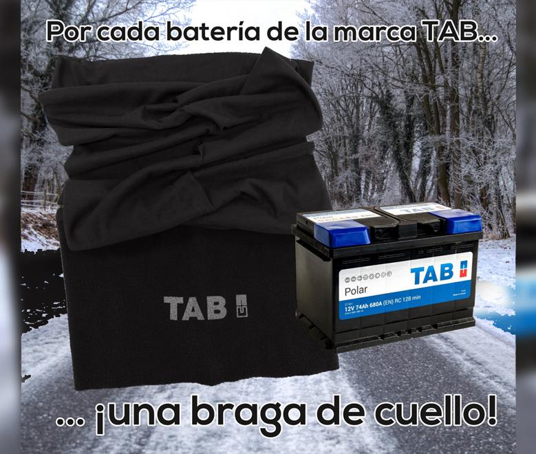 braga de cuello campaña invierno TAB