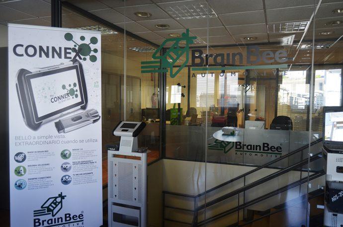 oficinas Brain Bee Barcelona