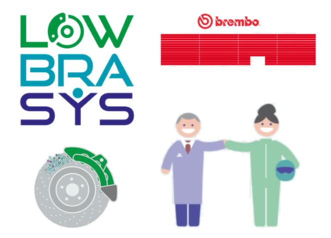 Brembo coordina proyecto Lowbrasys