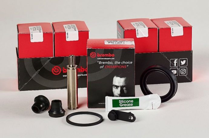Brembo kits para reparación de pinzas de freno