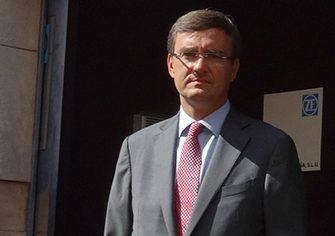 """Miguel Pérez Schwarz: """"Los efectos de la unión en las posventas de ZF y TRW no serán inmediatos, pero llegarán y serán beneficiosos"""""""