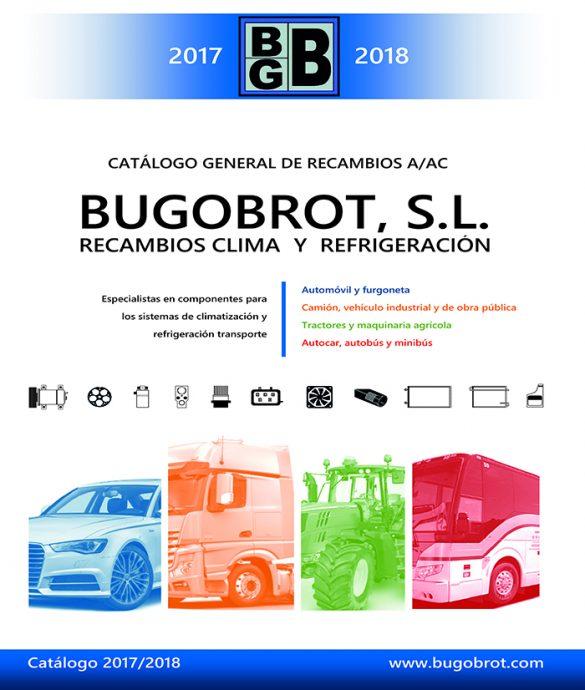 recambios para climatización BUGOBROT