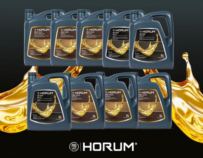 buscador aceite de motor HORUM