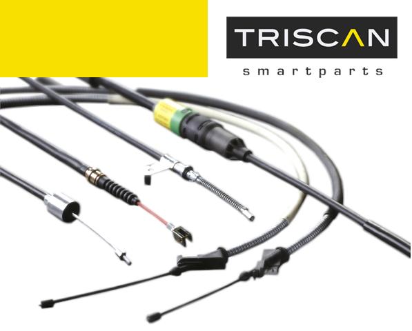 cables de mando Triscan