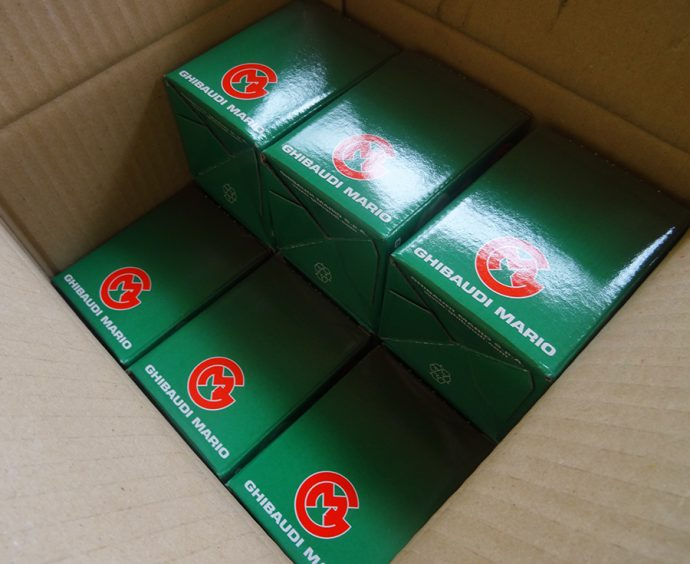 caja producto ghibaudi mario