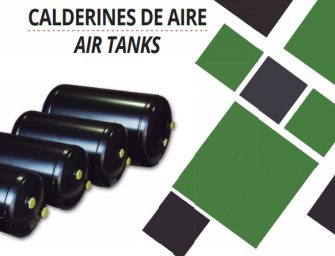 Montcada incorpora calderines de aire y depósitos de combustible a su gama de V.I.