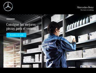 La calidad Mercedes-Benz de siempre, con importantes descuentos en verano