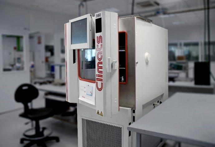 cámara de choque térmico FAE