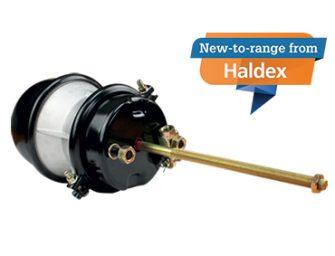 Nueva cámara de freno 24/30 de Grau para vehículos industriales