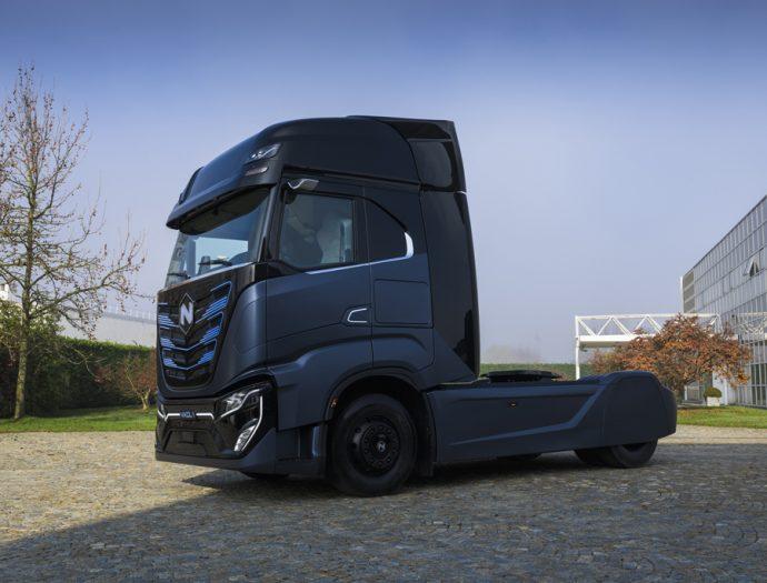 camión eléctrico Nikola TRE