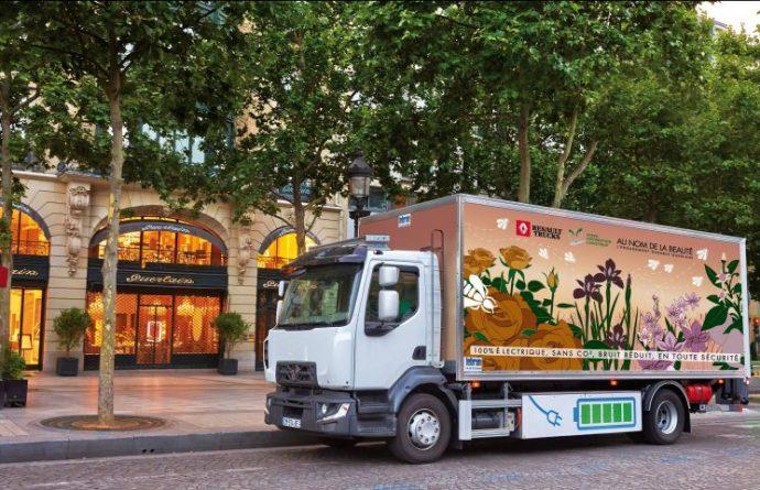camiones eléctricos Renault