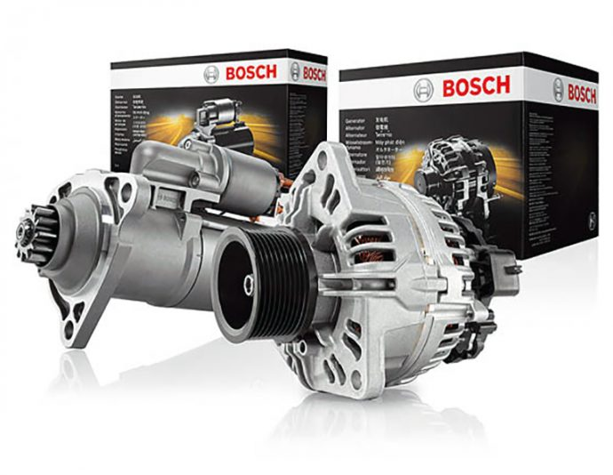 campaña alternadores y motores de arranque Bosch octubre 2019