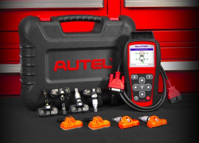campaña Autel Ibérica MaxiTPMS TS508