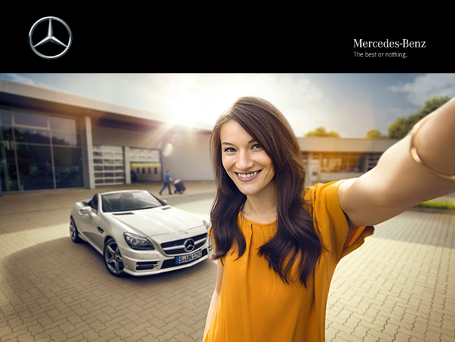 campaña de descuentos especiales en piezas de carrocería Mercedes-Benz