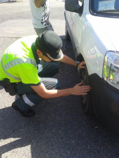 campana dgt mantenimiento vehiculos
