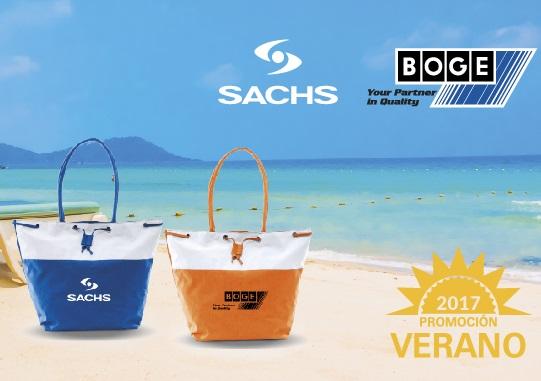 amortiguadores Sachs y Boge campaña verano 2017