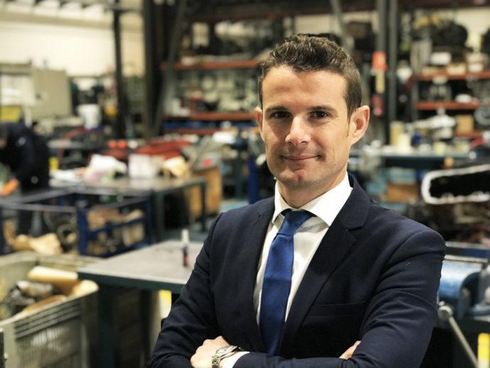 Carles Perera Vernetta Director Comercial en Autosur de Levante